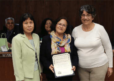 Yolanda Ramirez Named Rio Hondo College Employee of the Year