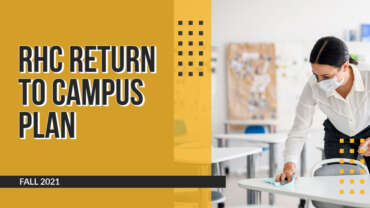 return to campus plan banner